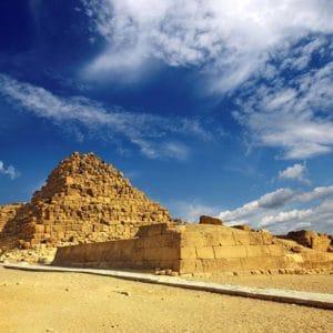 Small Egypt Pyramid-Egypts Golden Era
